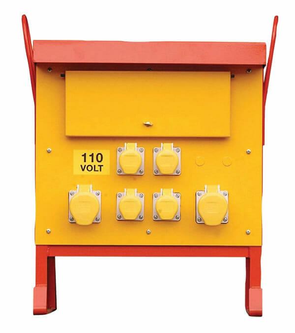 10kVA Site Power Transformer