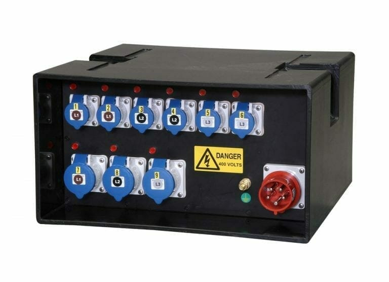 32A Power Distribution
