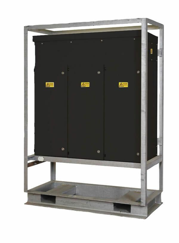 1600A Changover Panel