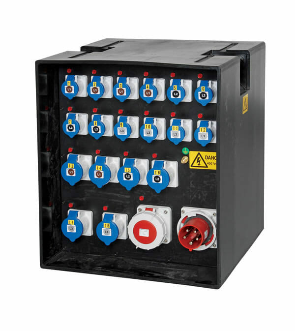 63A Power Distribution Box