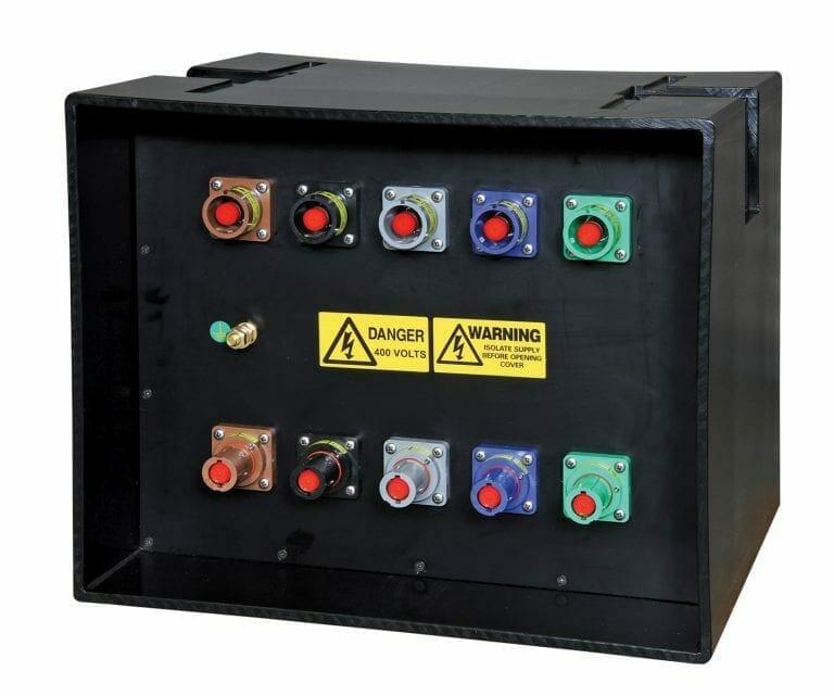 IP400 distribution unit