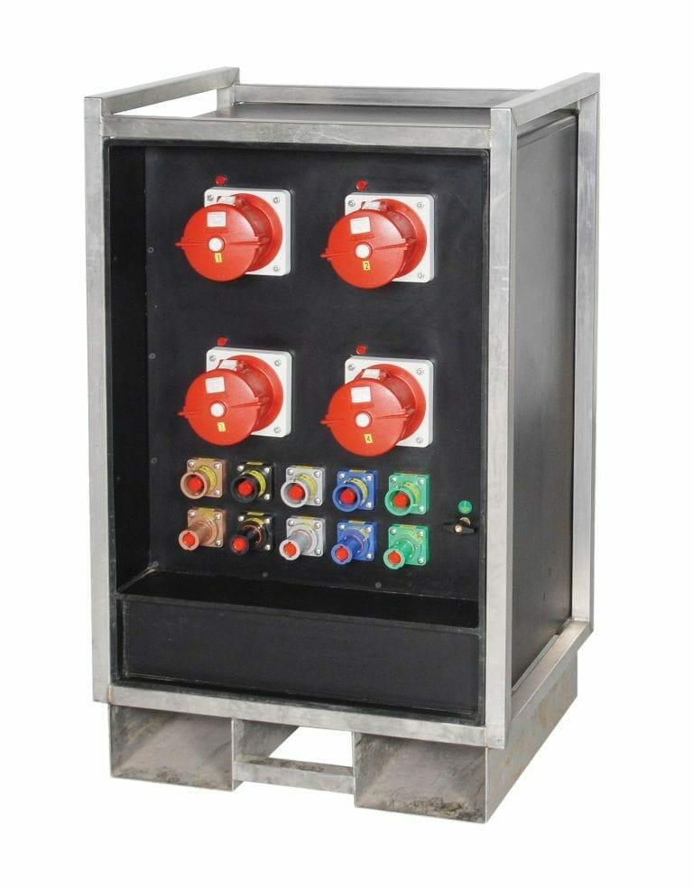 400A Powerlock Distribution Board